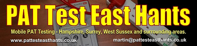 Pat Test East Hants